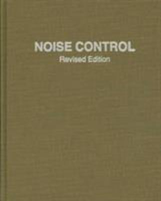 Noise Control:Measurement, Analysis, and Control of Sound and Vibration